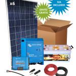 Kit Solar Aislada 1500W