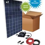 Kit Solar Autoconsumo 2200Wh