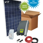 Kit Solar Autoconsumo 4400W