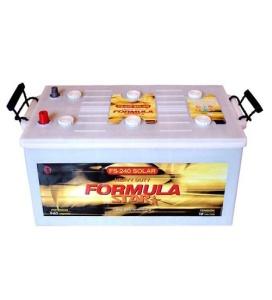 Batería FORMULA STAR 12V 260Ah C100