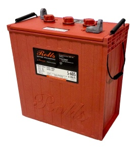 Batería ROLLS Serie 4000 6V 605Ah C100 Modelo S-605