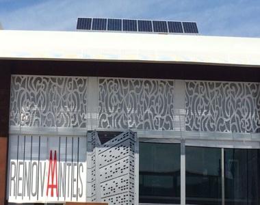 Fachada Fotovoltaica